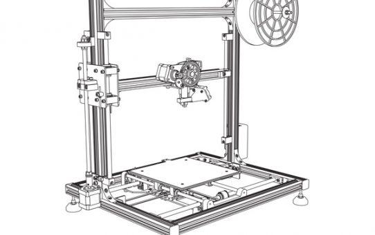 Vous avez toujours voulu créer vos propres objets ? Transformer vos dessins 3D en objets réels a toujours été votre rêve?